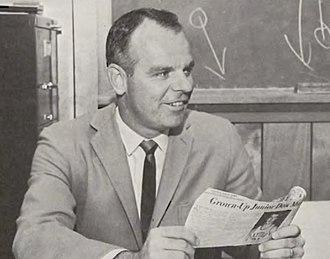 Bob Nichols - Nichols from the 1967 Blockhouse