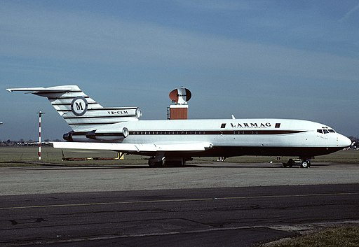 Boeing 727-46, Larmag Aviation AN1148232