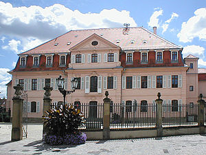 Bönnigheim - Stadionsches Schloss