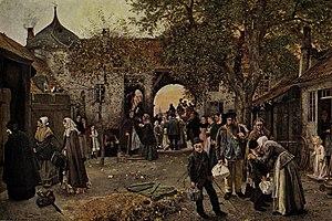 Christian Ludwig Bokelmann - Image: Bokelmann Emigrants