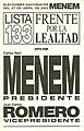 Boleta electoral - Elecciones de 2003 - Menem.jpg