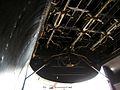 Bomb bay of Andrew Mynarski Memorial Lancaster Flickr 4839556615.jpg