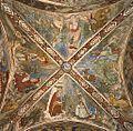 Bonifacio e Benedetto Bembo. Storie sacre, La volta, XV d.C. Cappella di Corte, Rocca di Monticelli d'Ongina..jpg