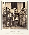Bonzes de la Pagoda Chinoise (Cholen), Saïgon, Cochinchine MET DP151636.jpg