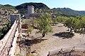 Bosa, castello malaspina, interno 03.JPG