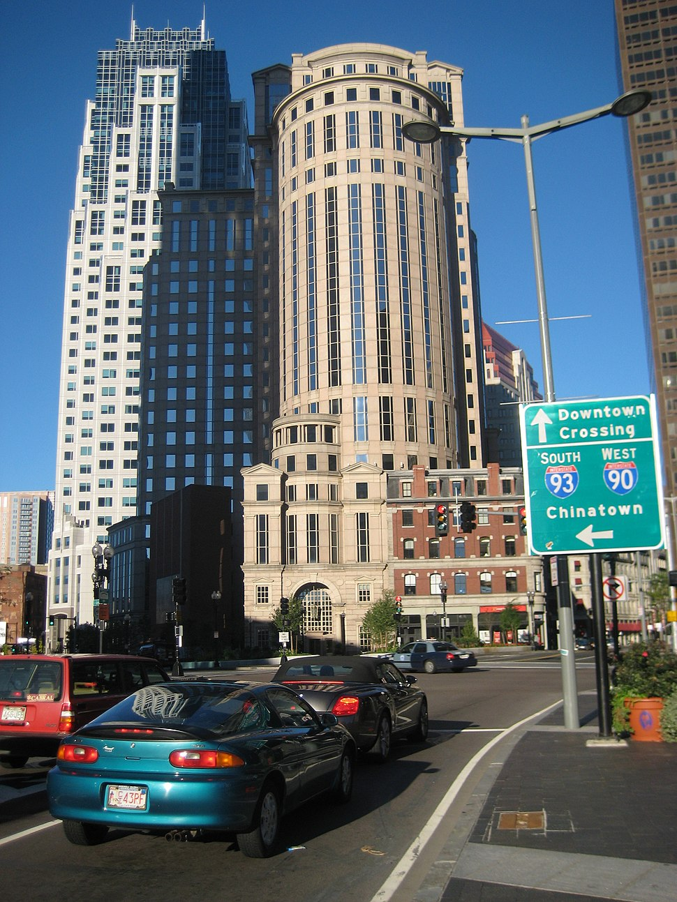 Boston Signs