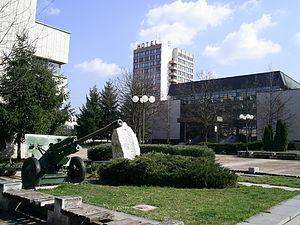 Botevgrad - Image: Botevgrad 2