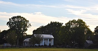 Boyd–Wilson Farm historic district in Franklin, Tennessee, United States