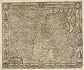Brabantia ducatus - tabula ducatus Brabantiae continens marchionatum sacri impery et dominium Mechliniense - magna cura edita a Petri Verbist.jpg