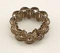 Bracelet, Comb And Earrings (possbily Italy), ca. 1875 (CH 18390053-3).jpg