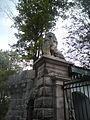 Brama do pałacu Boberstein.JPG