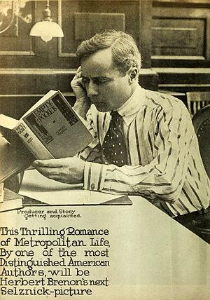 Herbert Brenon - Herbert Brenon reading Rupert Hughes' Empty Pockets.