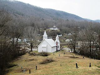 Briceville, Tennessee Unincorporated community in Tennessee, United States