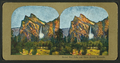 Bridal Veil Falls and THree Graces, Yosemite, from Robert N. Dennis collection of stereoscopic views.png