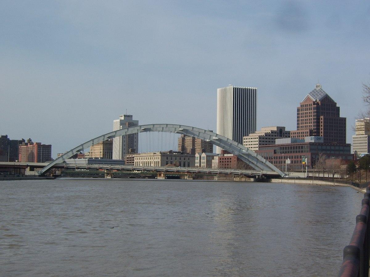 Bridge in Rochester, New York.jpg