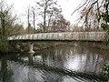 Bridge over Whiteknights Lake - geograph.org.uk - 1749208.jpg