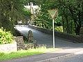 Bridge to Broughton Hall - geograph.org.uk - 1396715.jpg
