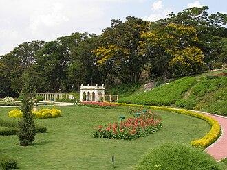 Brindavan Gardens - Image: Brindavan Gardens