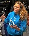 Brittany Kamai, Fermilab Holometer Atrium.jpg