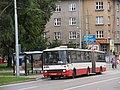 Brno, Královo Pole, Skácelova, zastávka, Karosa B 741 č. 2330 (01).jpg