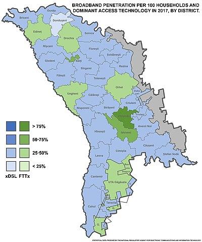 Internet in Moldova - WikiVisually