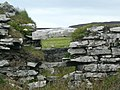 Broch at Loch of the Yarrows (detail). - geograph.org.uk - 1502778.jpg