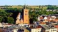 Brodnica, Polska. Widok miasta z wieży zamkowej - panoramio (4).jpg