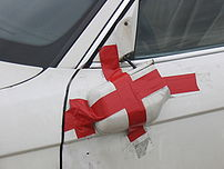 202px Broken Wing Mirror - Travelers Insurance Plays Same Dirty Tricks as Other Carriers!