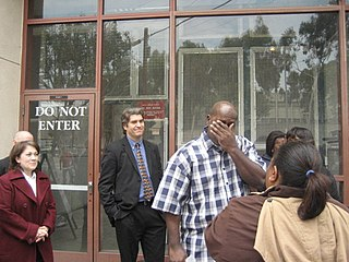 California Innocence Project American legal non-profit founded 1999
