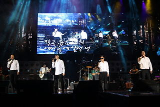 Brown Eyed Soul (band) South Korean vocal group