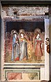 Bruno di giovanni, sante barbara e caterina d'alessandria, san giorgio, 1330 ca. 01.jpg