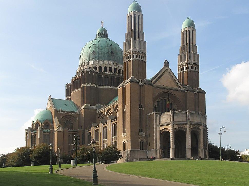 Bruxelles-Koekelberg, kathedraal foto4 2011-09-23 17.15