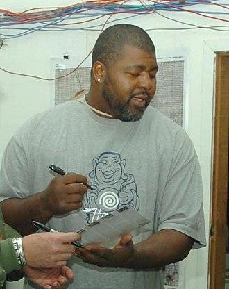 Bryan Cox - Cox in Iraq in 2006