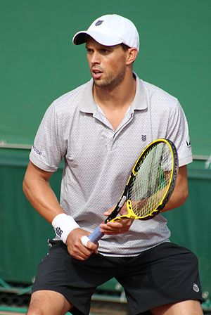 Mike Bryan - Mike Bryan at the 2015 French Open