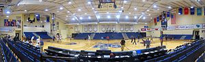 CSU Field House - The CSU Field House in North Charleston, South Carolina
