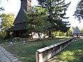 Bucuresti, Romania, Muzeul National al Satului; (O constructie frumoasa - baza); B-II-a-A-18994.JPG