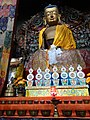 Buddha Statue in Samten Choling Monastery - Ghum (Ghoom) - Near Darjeeling - West Bengal - India (12432093245).jpg
