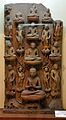 Buddha in Multiplied Forms - Miracle of Sravasti - Saranath - Uttar Pradesh - Indian Museum - Kolkata 2012-11-16 1995.JPG