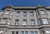 Building at Československých legií 20, Ostrava, Moravian-Silesian Region, Czech Republic.jpg
