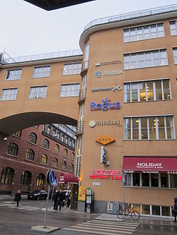 Building where the Swedish company Proffice has it's headquarter.JPG
