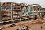 Buildings at Rua Cinco, Huambo, Angola.jpg
