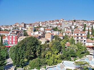 Sandanski - Image: Bulgaria Sandanski 03