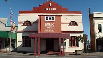 Bulls, New Zealand - Bulls Town Hall