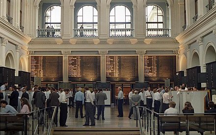 Hamburg Stock Exchange Bundesarchiv B 145 Bild-F078953-0003, Hamburg, Borse.jpg