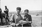 Bundesarchiv Bild 101I-022-2923-23A, Russland, Generalmajor v. Hünersdorff
