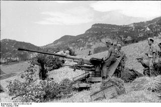 3.7 cm Flak 18/36/37 Anti-aircraft gun