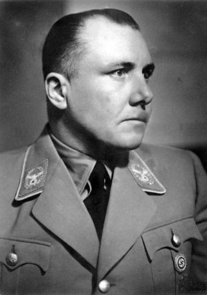 Martin Bormann - Bormann in 1939