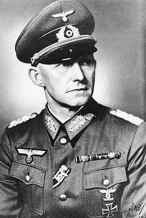 Alfred Jodl - Jodl as General der Infanterie  in 1940.