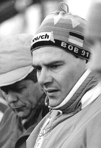 Wolfgang Hoppe - Hoppe in 1990