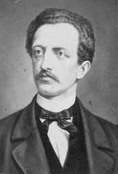 Ferdinand Lassalle, um 1860